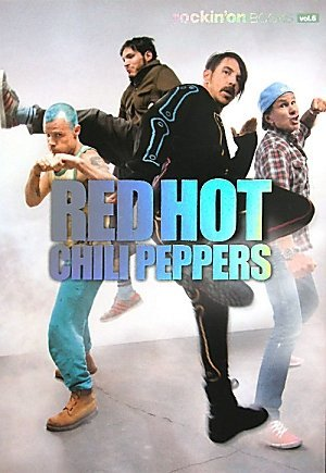 RED HOT CHILI PEPPERS (rockin'on BOOKS)