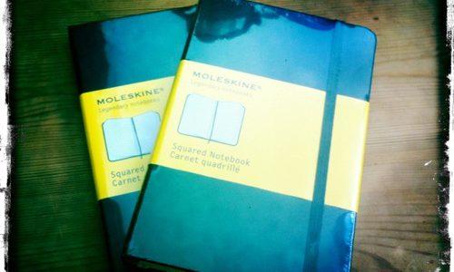 これが伝説のノートブック モレスキンを安く手に入れる方法だよ