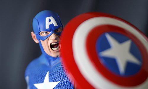 WOWOWで映画「キャプテン・アメリカ/ザ・ファースト・アベンジャー」を観たよ