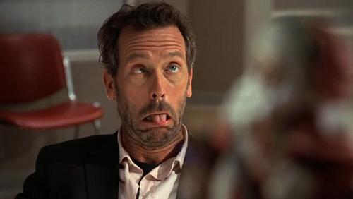 ドラマ「Dr.House」の第1シーズンを観終わりました!あと5シーズン分もあるよ