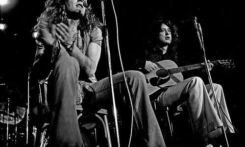 この頃僕はLed Zeppelinを語るには少しだけ若くて、同時代を生きていない寂しさを感じるよ