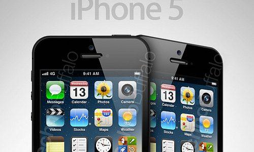 ようやく待ちに待ったiPhone5が僕の手元にやってきたよ