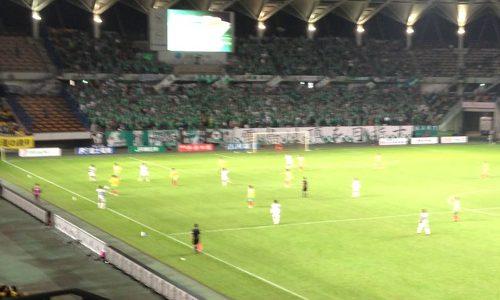 J2第41節ジェフユナイテッド千葉vs松本山雅FCはジェフの勝ちで6位キープだよ