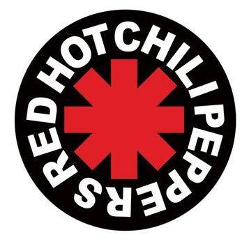 レッド・ホット・チリ・ペッパーズ Red Hot Chili Peppers (Logo) ステッカー [おもちゃ&ホビー]