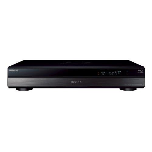 TOSHIBA REGZAブルーレイ 3Dディスク・外付けUSBハードディスク対応ブルーレイディスクレコーダー HDD2TB DBR-Z160